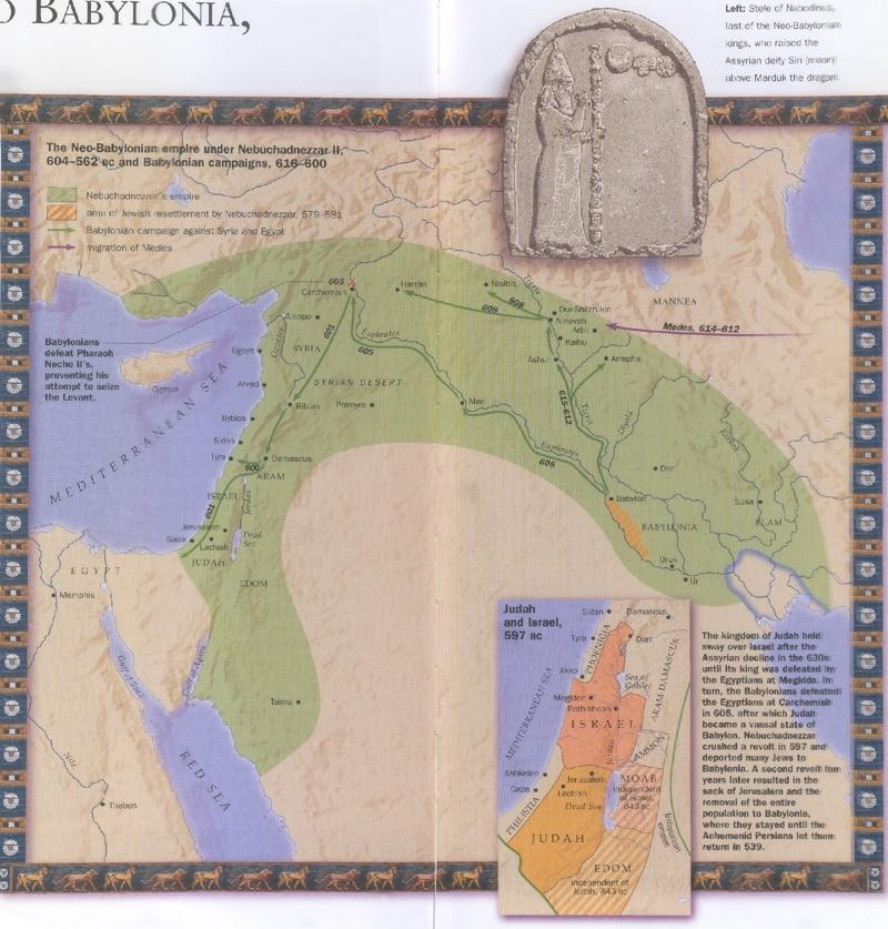 我们先温习有关古巴比伦帝国(1900bc-1595bc)的功课:   我在第三图片